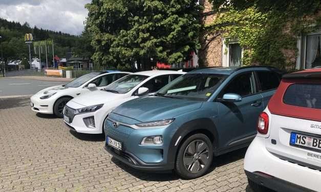 Elektromobilität: Wenn die Flotte im Unternehmen elektrifiziert wird