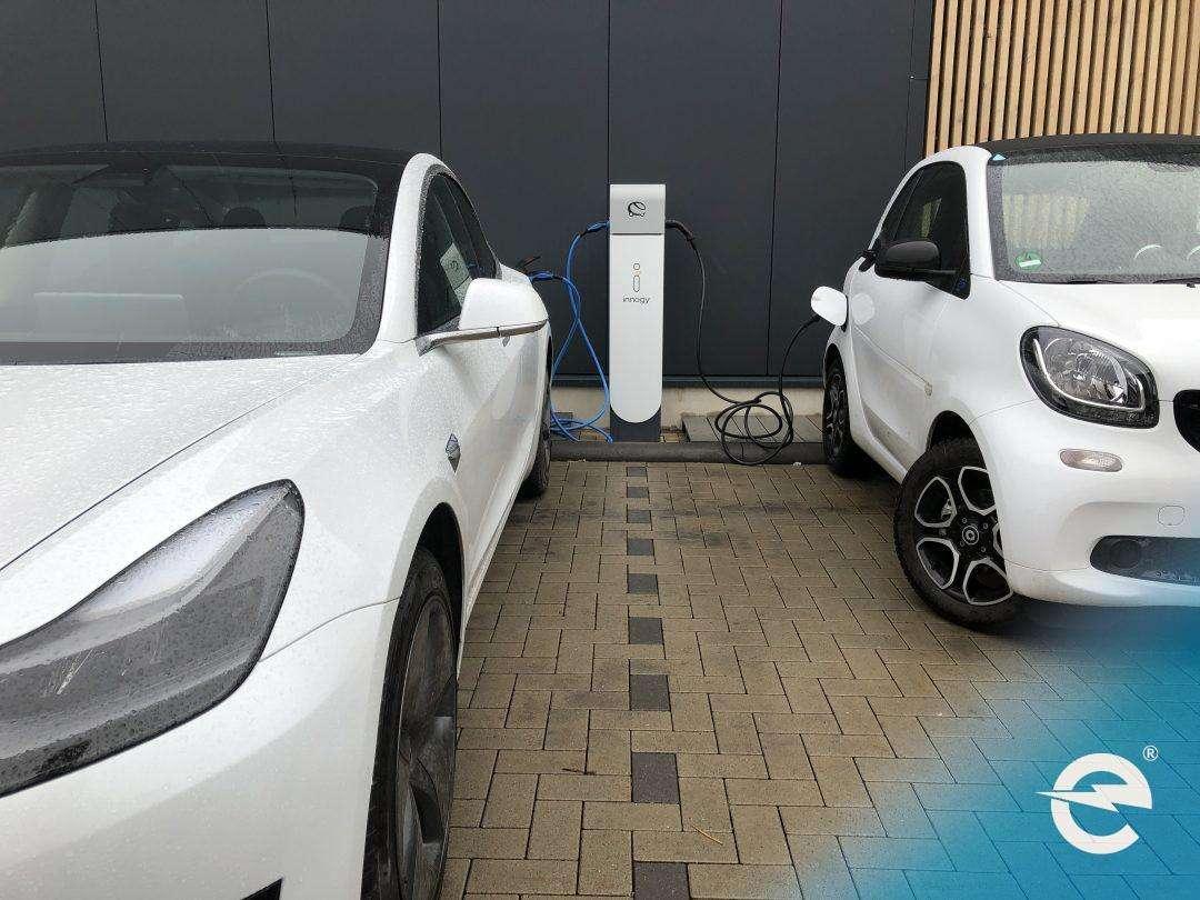 Dienstwagen: Warum das Finanzamt ein Problem mit dem Elektroauto hat