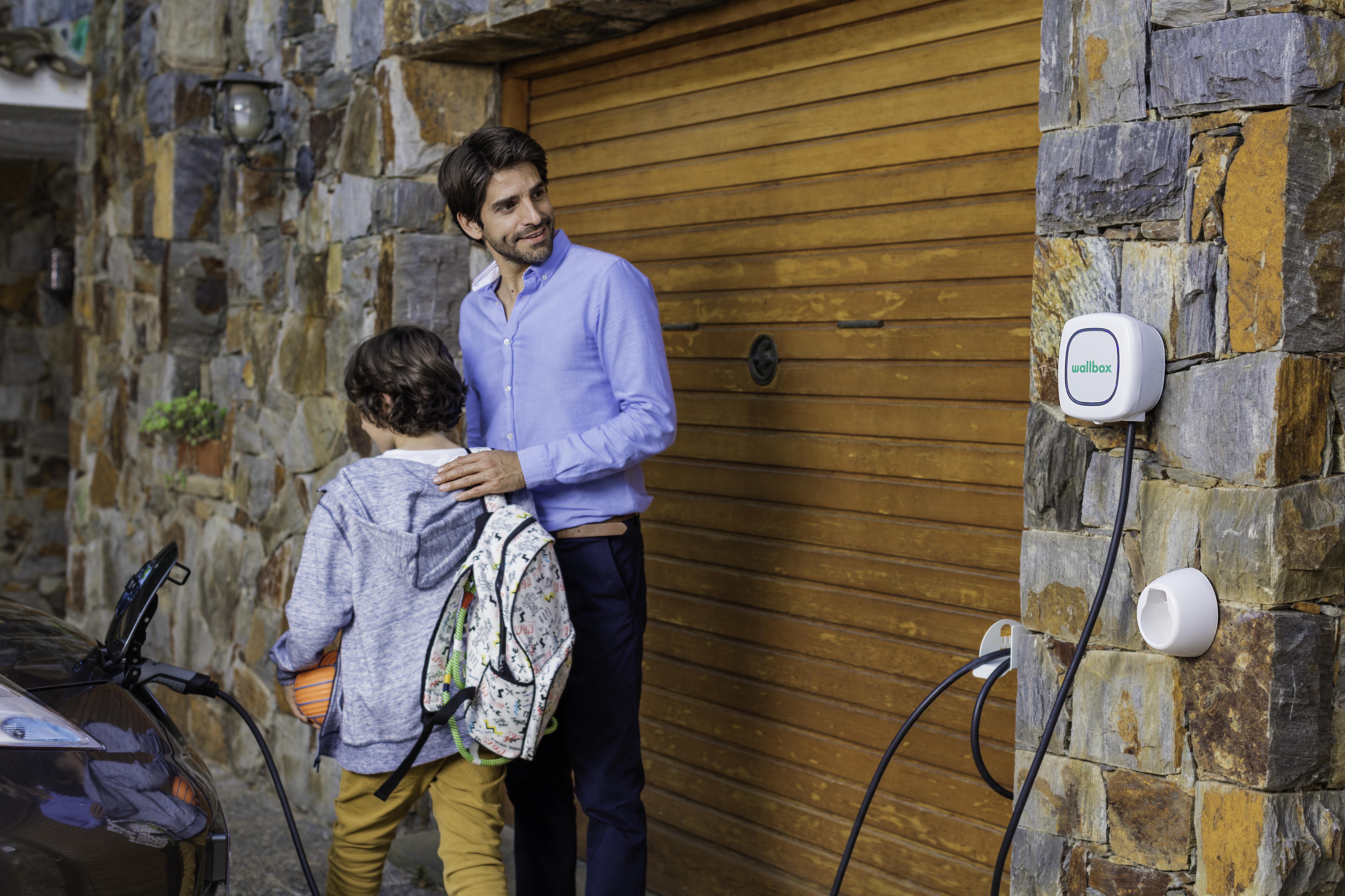 Elektroauto: Eine Wallbox in der Tiefgarage ist eine Herausforderung