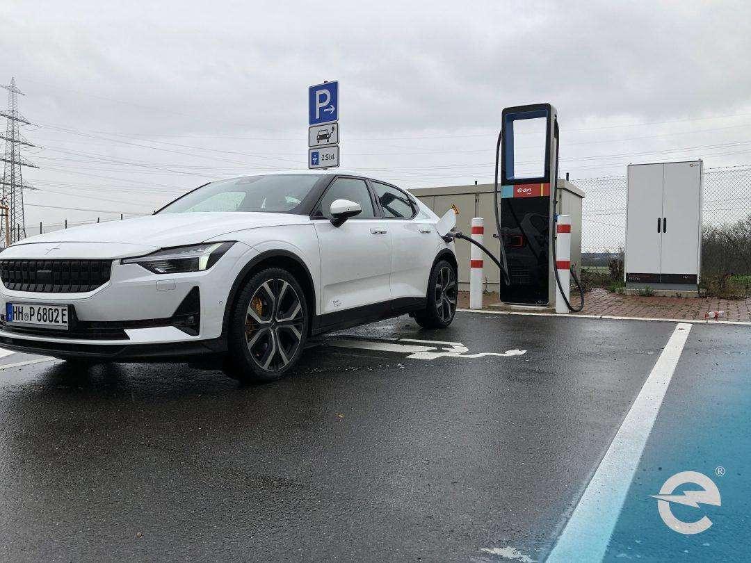 Elektroauto: emobicon testet den Polestar und ist erstaunt