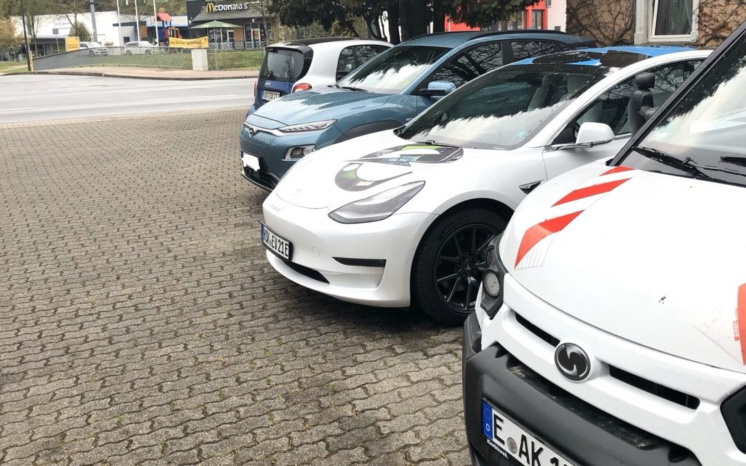 Elektroauto im Alltag
