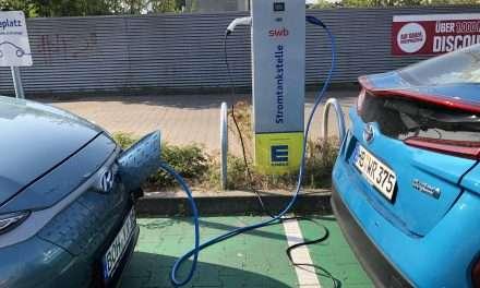 Elektroauto: Ladeinfrastruktur wird Pflicht auf Parkplätzen