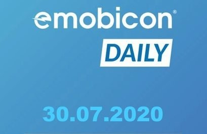emobicon DAILY vom 30.07.2020