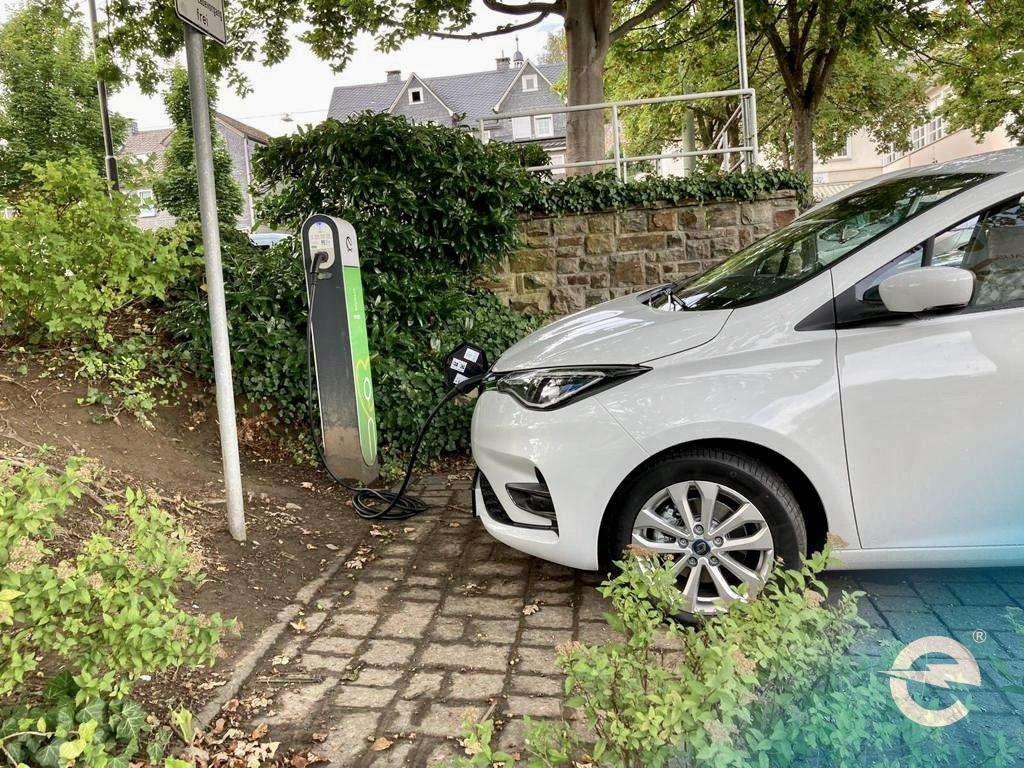 Elektrische Dienstwagen lohnen sich