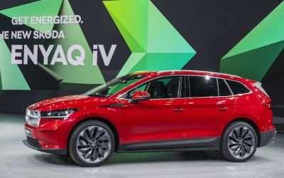 Elektroauto: Elektro SUV von Skoda ab Frühjahr 2021
