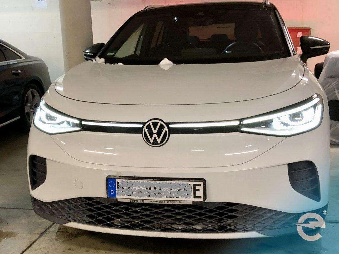 Elektroauto: Der ID.4 von Volkswagen im emobicon TEST