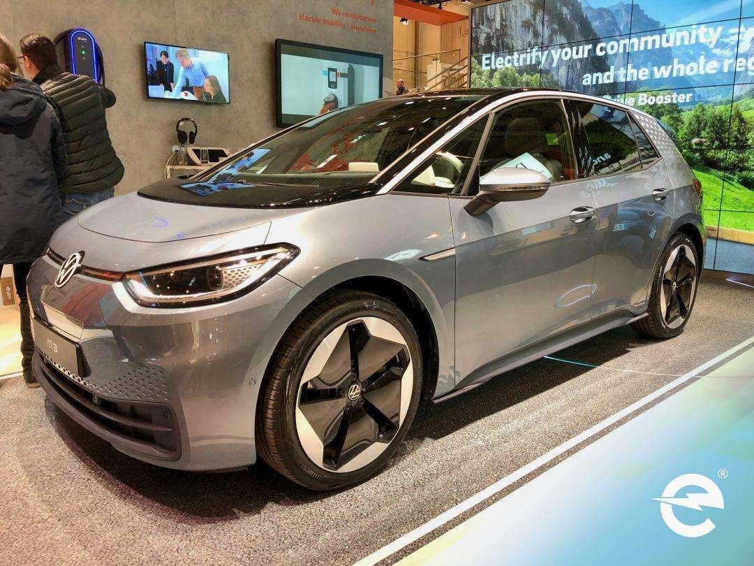 Volkswagen: Beim Elektroauto ID.3 fehlen einige wichtige Features