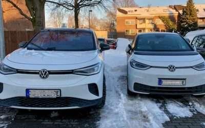 Volkswagen: Eigenzulassungen als Boom für die Elektromobilität?