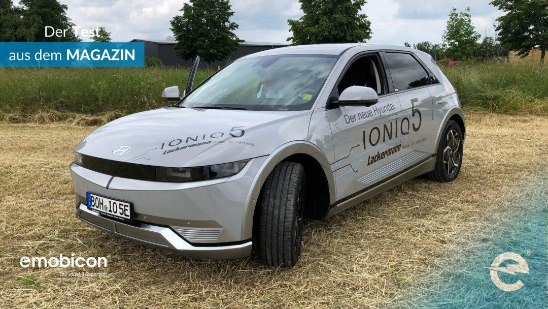 Elektroauto: Anders, gut und alltagstauglich - der IONIQ 5 Test