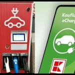 Ladeinfrastruktur: Lidl und Kaufland mit Lade App für eigene Ladesäulen
