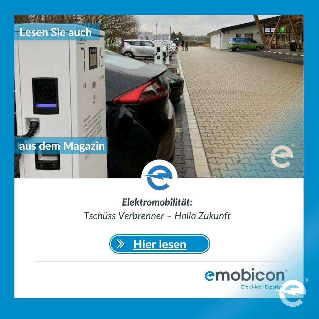 Elektromobilität von emobicon