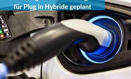 Mobilität: Änderungen bei Förderungen für Plug in Hybride geplant