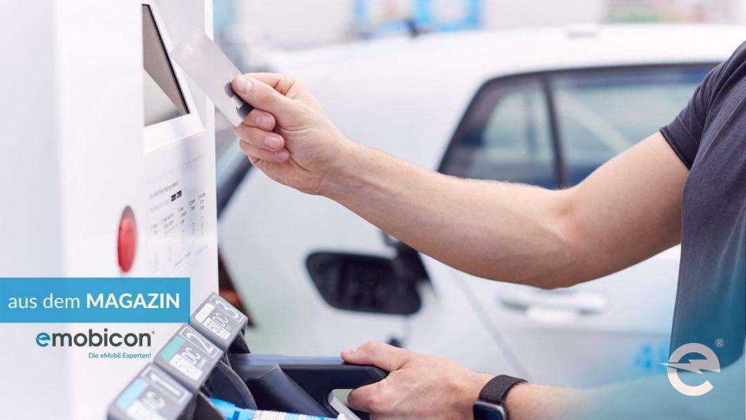 Elektroauto: Ladekarten, App & Zugang - Chaos vorprogrammiert?