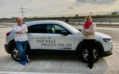 Elektroauto: Der MAZDA MX-30 – elektrisch, sportlich und anders