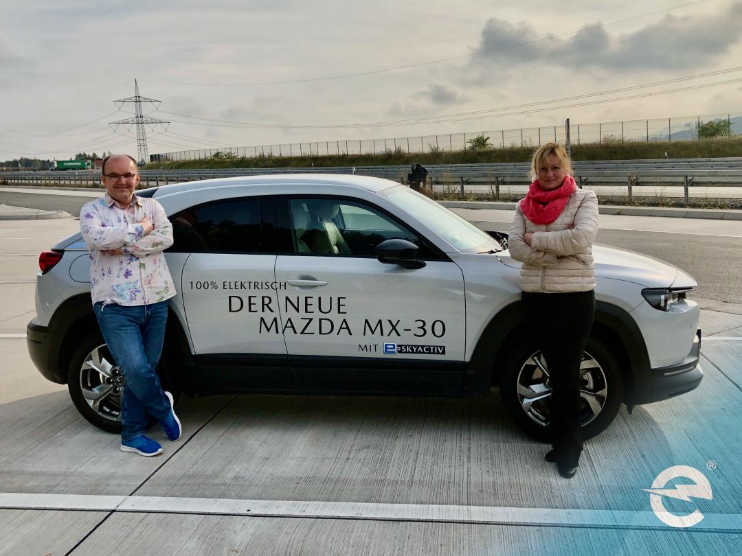 Elektroauto: Der MAZDA MX-30 - elektrisch, sportlich und anders
