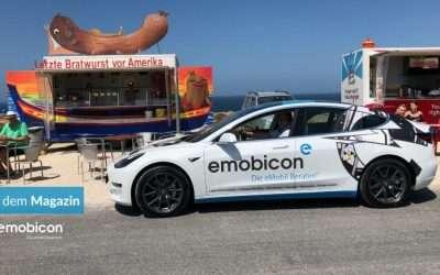 Mobilität: Ein Elektrofahrzeug als Dienstwagen paßt sehr gut