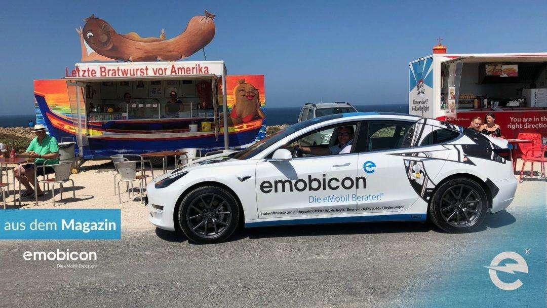 Mobilität: Elektrofahrzeug als Dienstwagen - das passt