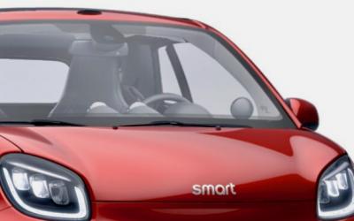 Elektroauto: Der Smart EQ wird ein kleiner Elektro – SUV
