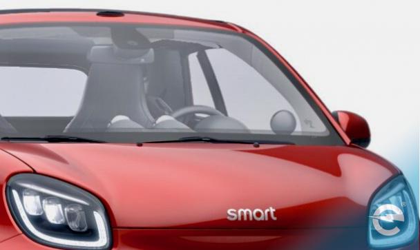 Elektroauto: SmartEQ wird ein kleiner Elektro - SUV