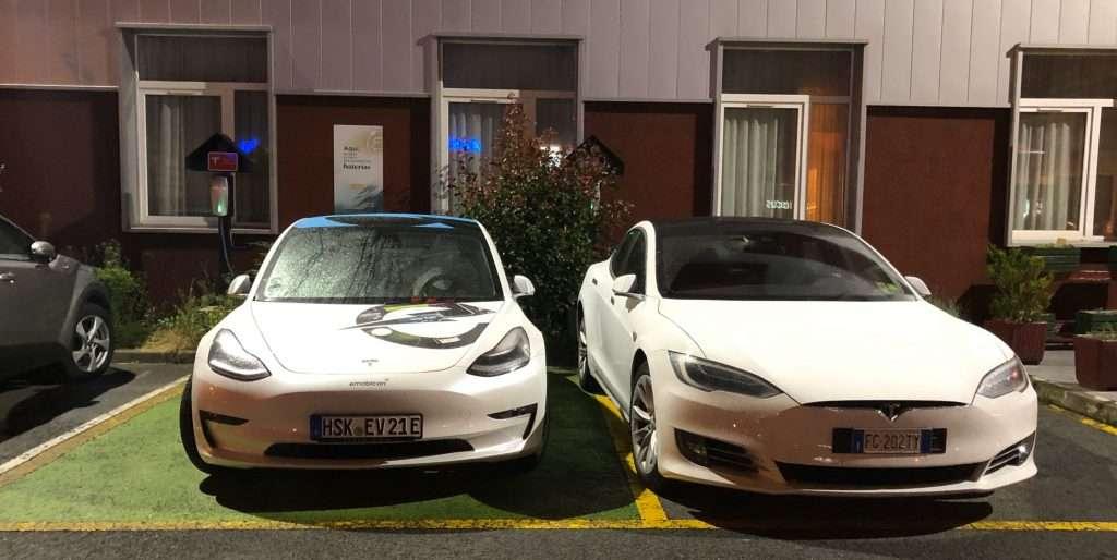 Elektromobilität und Hotel - passt das?