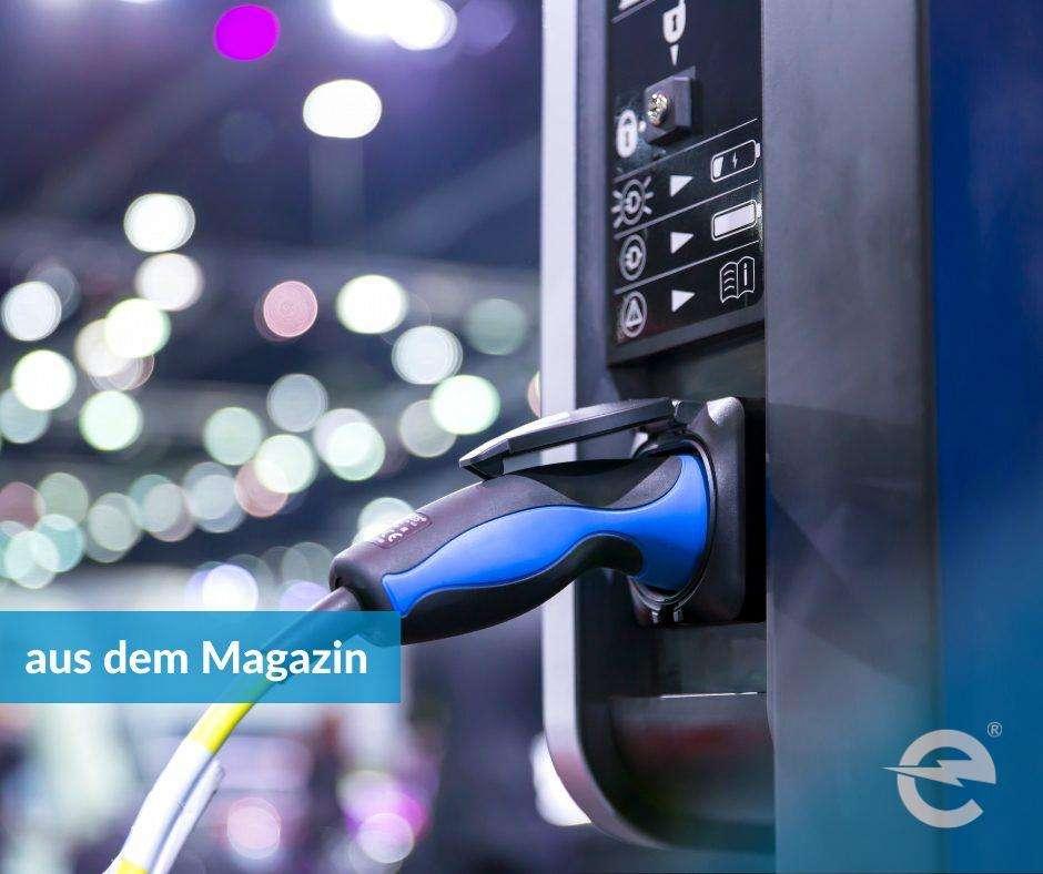 E-Mobilität: Änderung der Ladesäulenverordnung beschlossen