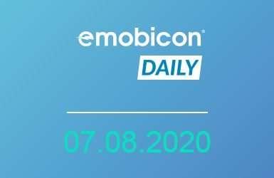emobicon DAILY vom 07.08.2020