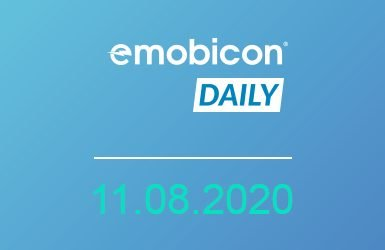 emobicon DAILY vom 11.08.2020