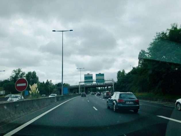 Tempolimit auf Autobahnen